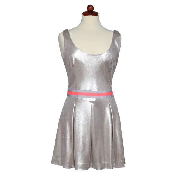 Silber Kleid XV - MEIER.MEIER